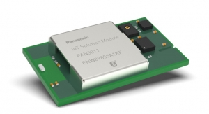 Arrow Electronics, Panasonic Industry, STMicroelectronics Deliver IoT Modules for Smart Applications