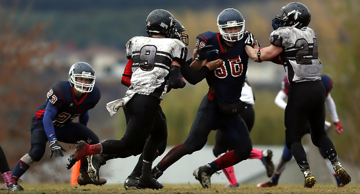 Study Shows Steady Increase in Concussions Among High School Athletes