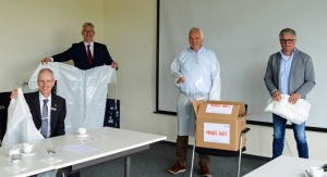 Mondi produces and donates protective medical gowns in Germany