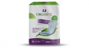 Organyc Launches New Cotton Light Incontinence Line