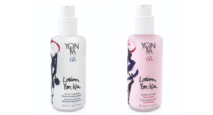 A New Look for Yon-Ka Lotion