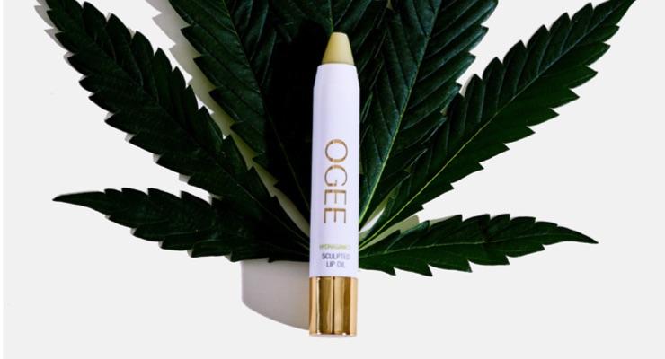 Ogee Adds CBD To Lip Oil