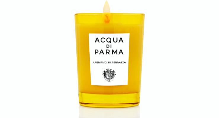 Acqua di Parma Extends Home Collection