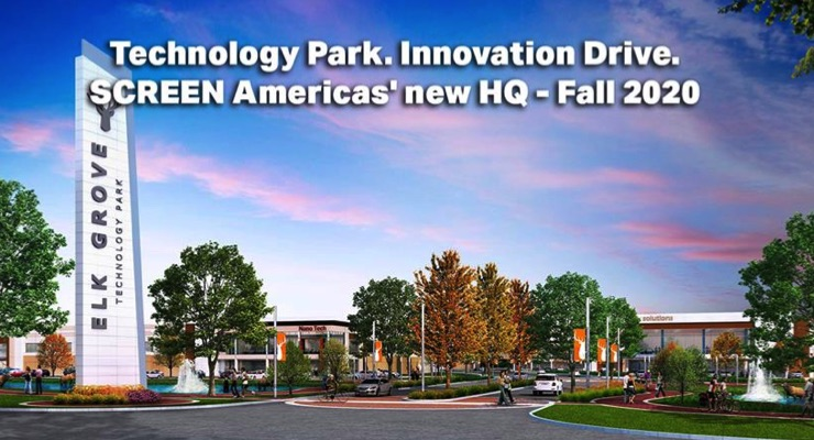 Screen Americas moving to enhanced Technology Center near Chicago