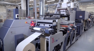 Omet assists Italian converter with hybrid printing