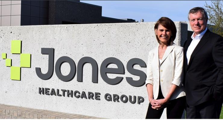 Jones Healthcare Group Acquires Custom Koenig & Bauer Rapida Eight-Color Press