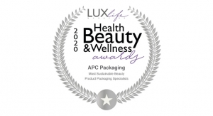 APC Packaging Wins Sustainability Award