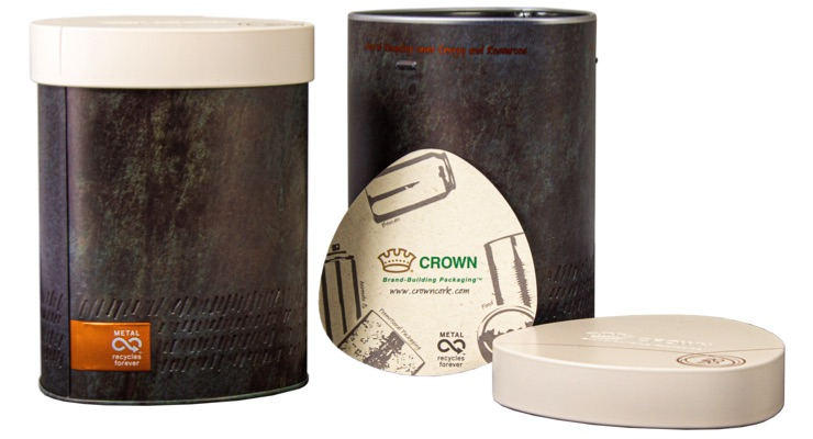 New Crown Gifting Tin Draws on Color Trends Analysis