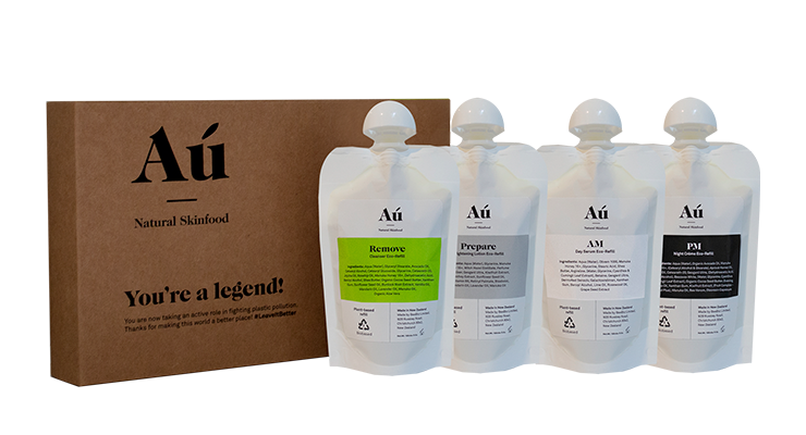Aú Natural Skinfood Believes In Doing Things Differently