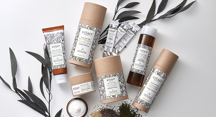 Kitao Cosmetics Introduces Matcha Product Line