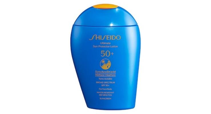 New Sunscreen from Shiseido