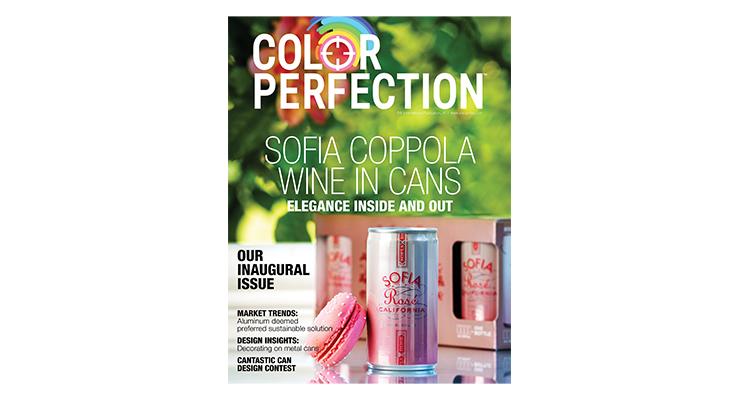 INX Debuts Color Perfection Magazine