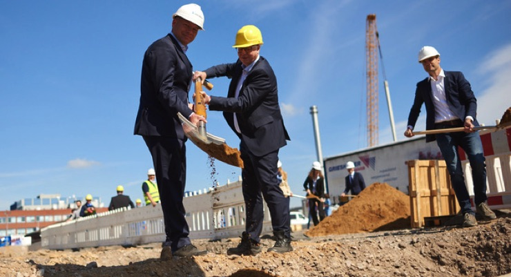 Orion Engineered Carbons Breaks Ground on Logistics Center in Cologne, Germany