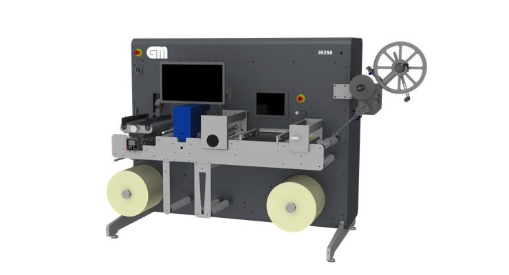 GM launches multifunctional inspection rewinder