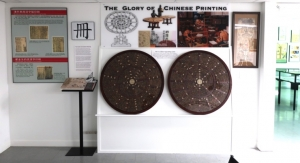 EFI Supports Museum of Printing with Display Graphics
