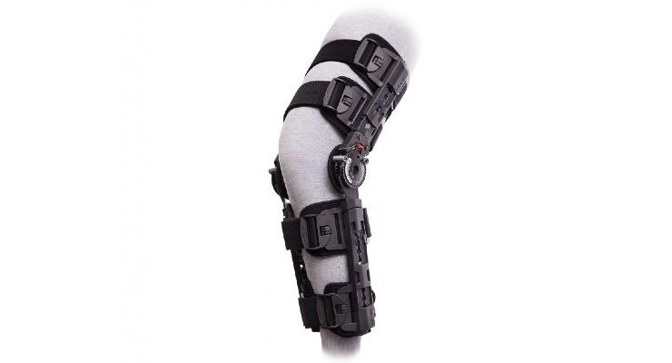 DJO Releases DonJoy X-ROM Post-Op Knee Brace