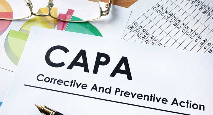 Measuring the Success of Training as a CAPA