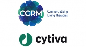 CCRM and Cytiva Renew Cell Manufacturing Collaboration