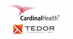 Tedor Pharma, Cardinal Health Form Collaboration