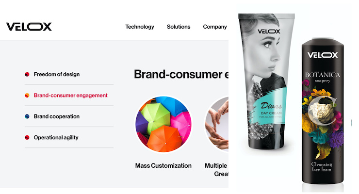 Velox Launches New Website