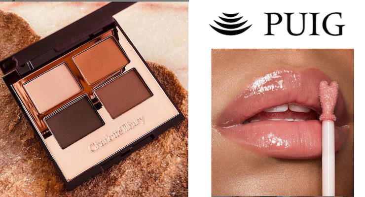 Puig Acquires Charlotte Tilbury Beauty
