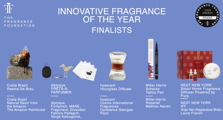 And The Finalists Are....