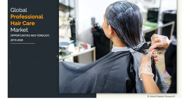 Professional Hair Care Market to Reach $26 Billion