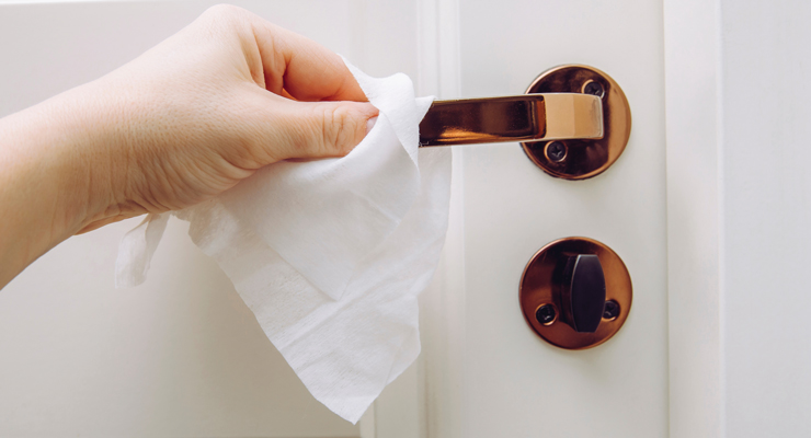 Household Wipes Demand Soars Amid Covid-19 Pandemic