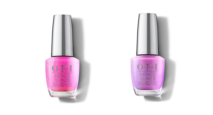 OPI Refreshes Rainbow Hues