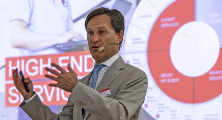 Bobst unveils vision for future