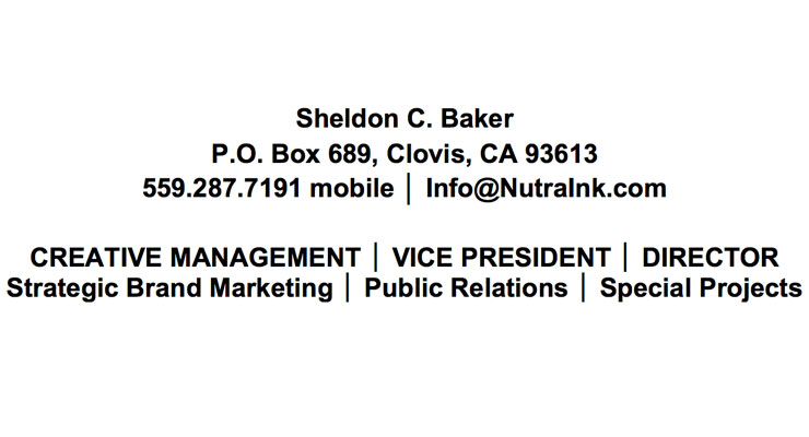 Brand Marketing/Public Relations