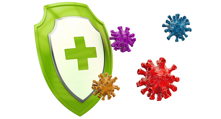 New Generation Of Antimicrobial  Materials | GERM ARMOR ®