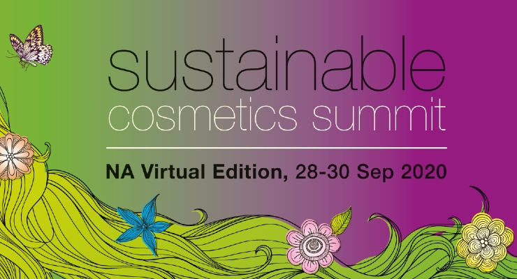 Sustainable Cosmetics Summit Moves Online