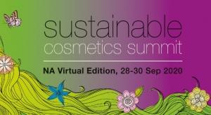 Sustainable Cosmetics Summit Moves Online