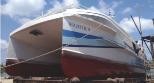 Majestic Fast Ferry Achieves Higher Speeds, Reduced Energy, Environmental Impact with PPG Coating