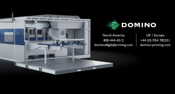 Domino unveils video teaser of new press