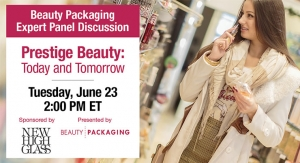 Beauty Packaging Expert Panel Discussion - Prestige Beauty: Today and Tomorrow