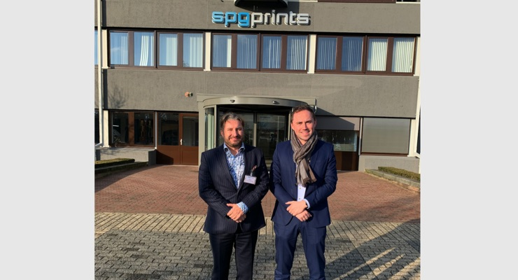 SPGPrints tabs new agent in Poland