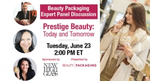 Join the Conversation: Panelists To Discuss Prestige Beauty on June 23rd