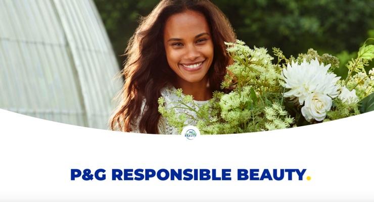 P&G's 'Responsible Beauty' Platform