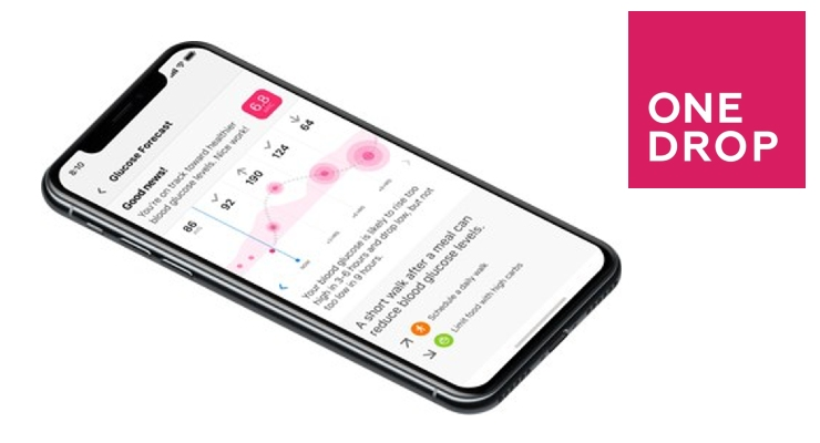 One Drop Unveils New AI Predictions for CGM Users