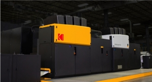 Kodak Launches Inkjet Press, Enhanced Offset, Digital Solutions Portfolio