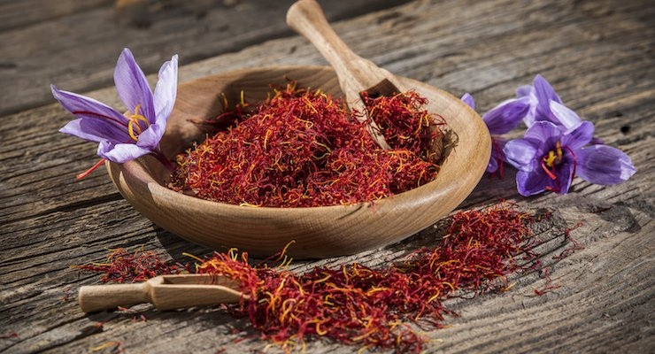 Pharmactive: Saffron Extract Could Help with the COVID-19 Blues