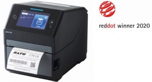 Sato wins award for smart desktop label printer