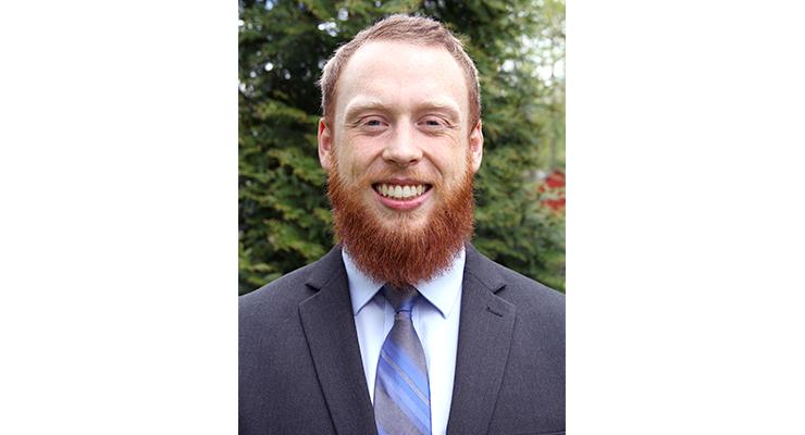 Mark Rupert Wins 1st PPG Powder Coatings Scholarship