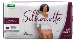 Depend Enhances Silhouette and Real Fit Lines