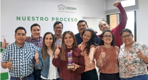 Crown Brand-Building Packaging celebrates INX contest win