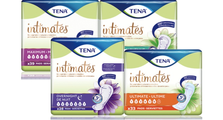 Essity Upgrades Tena Intimates