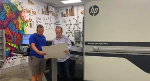 Bennett Graphics Adds HP Indigo 100K Digital Press