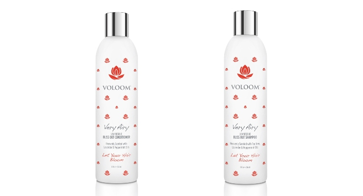 New Haircare Products Arrive at Voloom